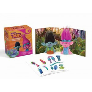 Trolls: Poppy and Branch Finger Puppets