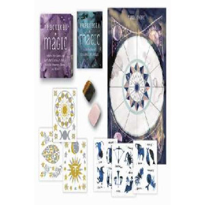 Practical Magic: Includes Rose Quartz and Tiger's Eye Crystals, 3 Sheets of Metallic Tattoos, and More!
