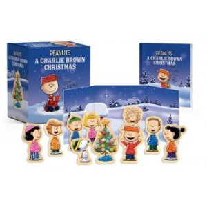 A Charlie Brown Christmas Wooden Collectible Set