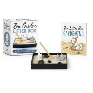 Zen Garden Litter Box: A Little Piece of Mindfulness