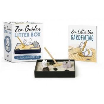Zen Garden Litter Box: A Little Piece of Mindfulness
