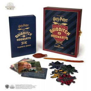 Harry Potter Quidditch at Hogwarts: The Player's Kit