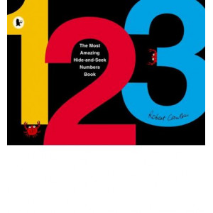 Most Amazing Hide-And-Seek Numbers Book