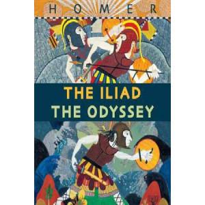 Iliad/The Odyssey Boxed Set