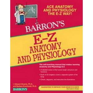 Barrons E-Z Anatomy & Physiology