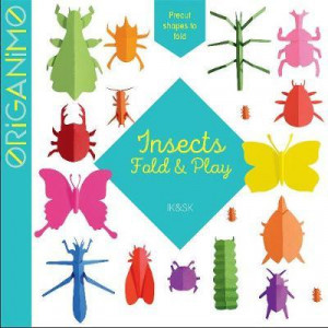 Insects: Fold and Play