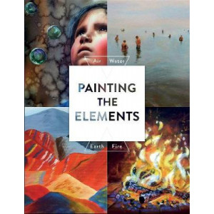 Painting the Elements: Air Water Earth Fire