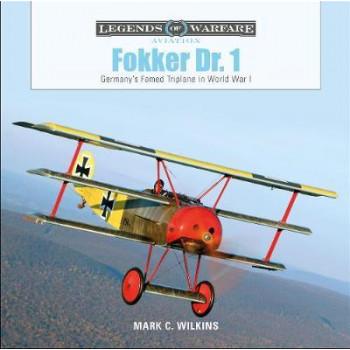Fokker Dr. 1: Germany's Famed Triplane in World War I