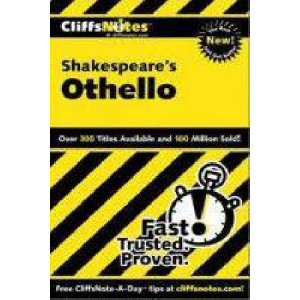 Cliffs Notes on Shakespeare's Othello
