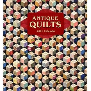 2021 Antique Quilts Calendar