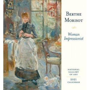 2021 Berthe Morisot Calendar