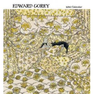 2021 Edward Gorey Calendar