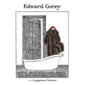 2021 Edward Gorey Diary