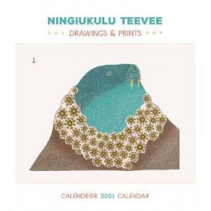 2021 Ningiukulu Teevee Drawing & Prints Calendar