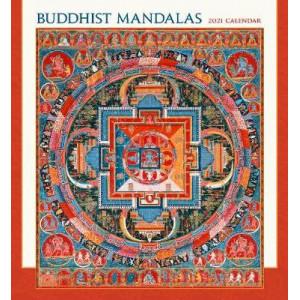 2021 Buddhist Mandalas Calendar