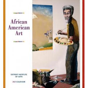 2021 African American Art Calendar