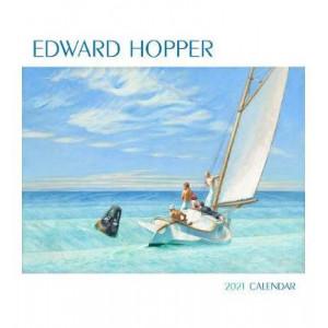 2021 Edward Hopper Calendar