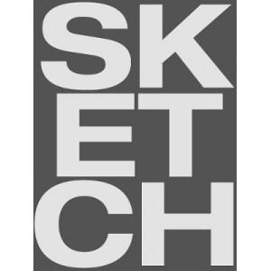 Sketch - Large Black