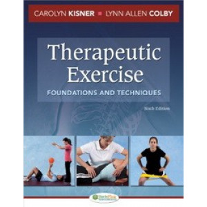 Therapeutic Exercise: Foundations and Techniques 6E