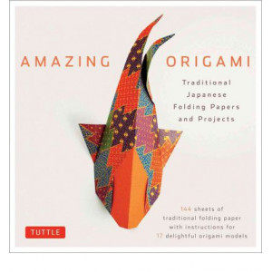 Amazing Origami: Traditional Japanese Folding Papers & Projects
