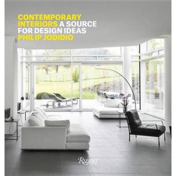 Contemporary Interiors: A Source of Design Ideas