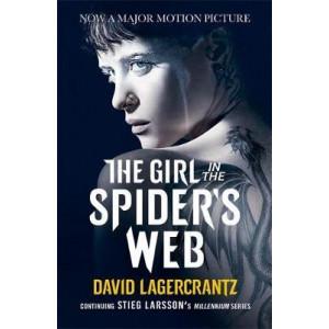 Girl in the Spider's Web: Film Tie-in