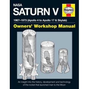 NASA Saturn V Manual: 2016