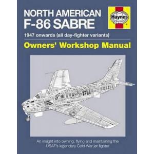 North American F-86 Sabre Manual