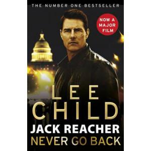 Jack Reacher: Never Go Back Film Tie-in