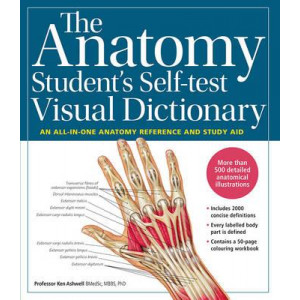 Anatomy Student's Self-Test Visual Dictionary