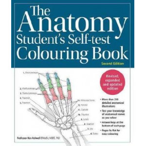 Anatomy Student's Self-Test Colouring Book