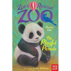 Zoe's Rescue Zoo: The Playful Panda