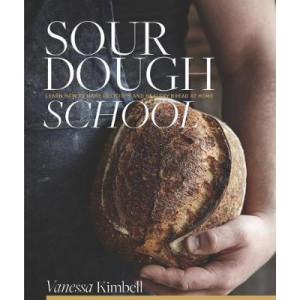 Sourdough School: The ground-breaking guide to making gut-friendly bread