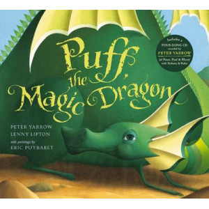 Puff the Magic Dragon (w/- CD)
