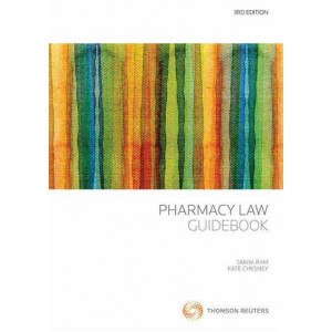 Pharmacy Law Guidebook 3E