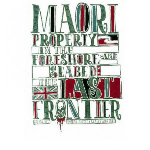 Maori Property In The Foreshore & Seabed : The Last Frontier