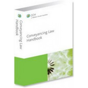 Conveyancing Law Handbook
