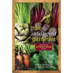 Intelligent Gardener: Growing Nutrient-Dense Food