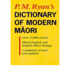P.M. Ryan's Dictionary of Modern Maori