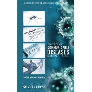 Control of Communicable Diseases Manual 20E