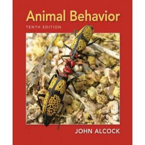 Animal Behavior : An Evolutionary Approach 10E