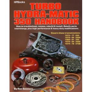 Turbo HydraMatic 350 Handbook