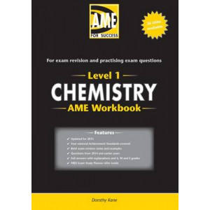 AME NCEA Level 1 Chemistry Workbook: 2015