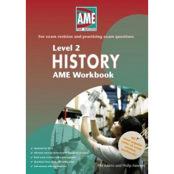 AME History Workbook, NCEA Level 2