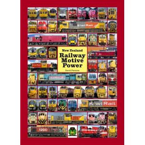 New Zealand Railway Motive Power