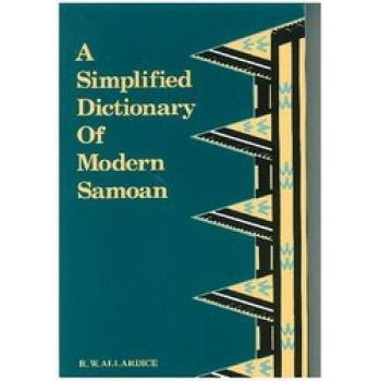 Simplified Dictionary of Modern Samoan