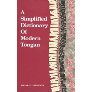 Simplified Dictionary of Modern Tongan