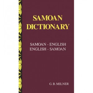 Samoan Dictionary   English - Samoan; Samoan - English
