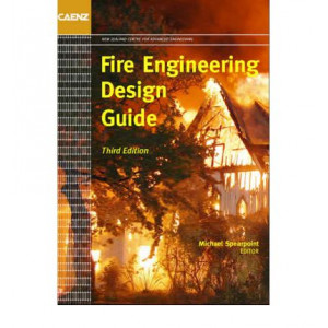 Fire Engineering Design Guide Book + Cd
