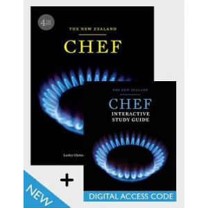 New Zealand Chef (4th edition) VALUE PACK